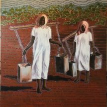 Unknown: Dyilima Gabi (carrying water)