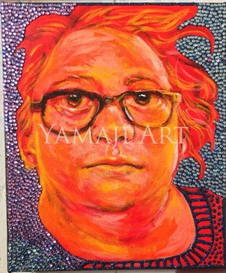 Julie Dowling - Self Portrait