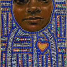 Icon to a Stolen Child - Murdi (Cold)2015 20 x45cm