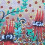 Desert Peas - Sonya Edney