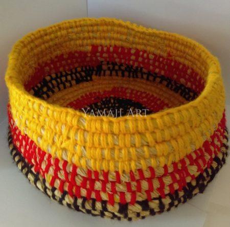 Woven Basket - Barbara Merritt