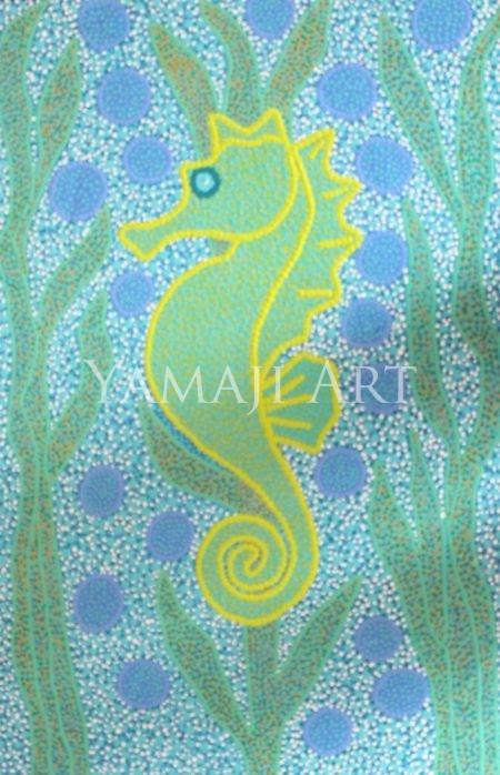 Sea Dragons of the Ocean (1) - Sheryl Green