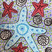 Sea Stars & Periwinkles - Andrea Green-Ugle