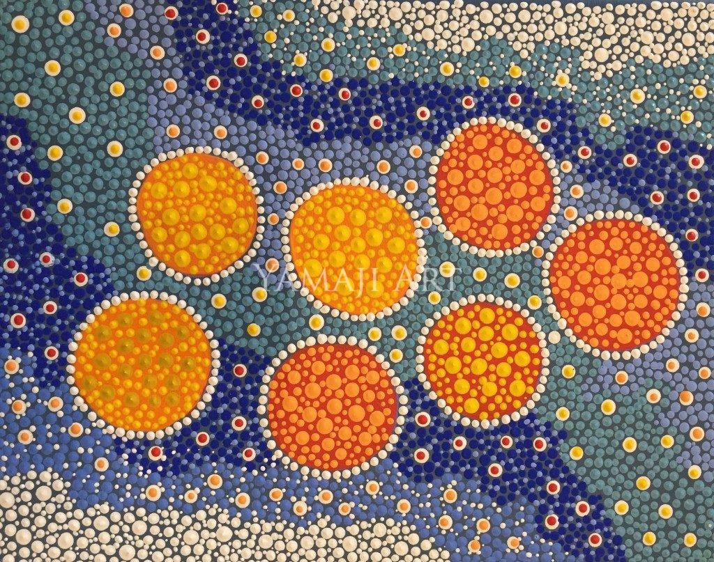Margaret Whitehurst - Seven Sisters