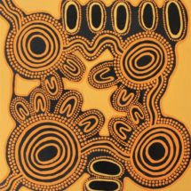Waterholes - Margaret Whitehurst