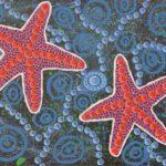 Ocean Sea Stars - Andrea Green-Ugle