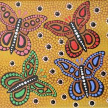 Blooming Butterflies - Andrea Green-Ugle
