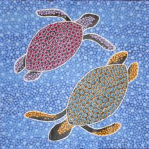 Sea Turtles - Andrea Green-Ugle