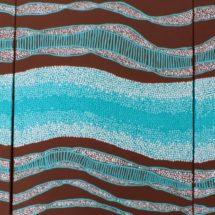 Ocean Meets the Sea - Nicole Dickerson