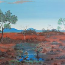 Ashley Fitzgerald - Waterholes