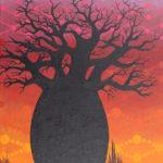 Boab Sunset - Kyra Johnson