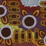 Gathering Bush Tucker - Margaret Whitehurst