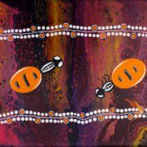 Honey Ants - Kyra Johnson