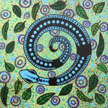 Andrea Green-Ugle - Garden Snake