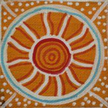 Lily-mae Kerley -Ngaangk (Sun)