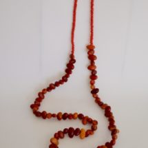 Devina Deeble - Inti Seed Necklace