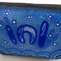 Hand-painted Bag - Kyra Johnson