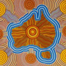 Wendy Jackamarra's A Multicultural Australia